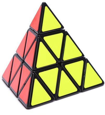 rubik's cube triangle
