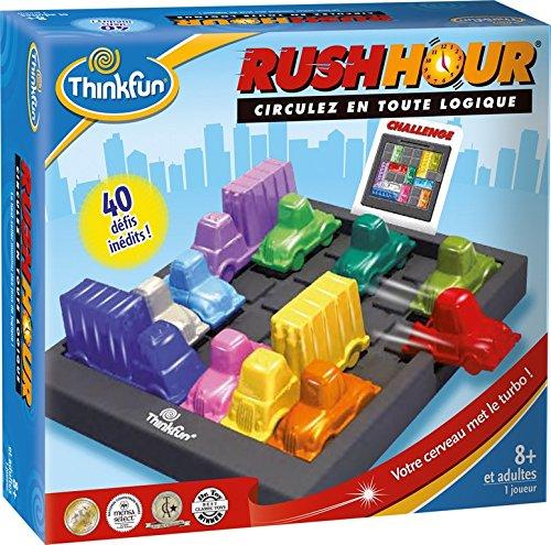 rush hour jeu