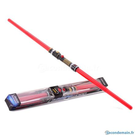 sabre laser star wars lumineux et sonore