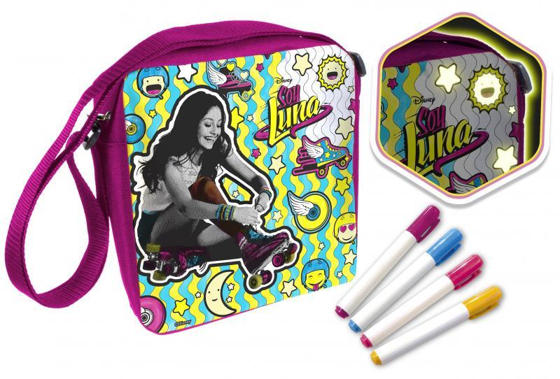 sac a colorier soy luna