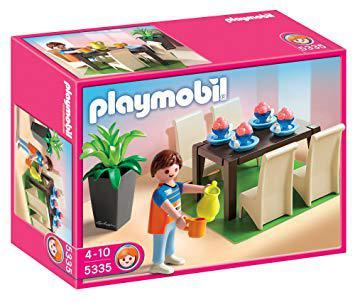 salle a manger playmobil
