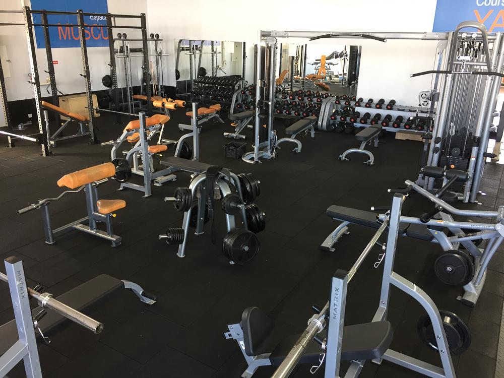salle sport cholet