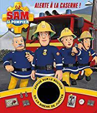 sam le pompier livre