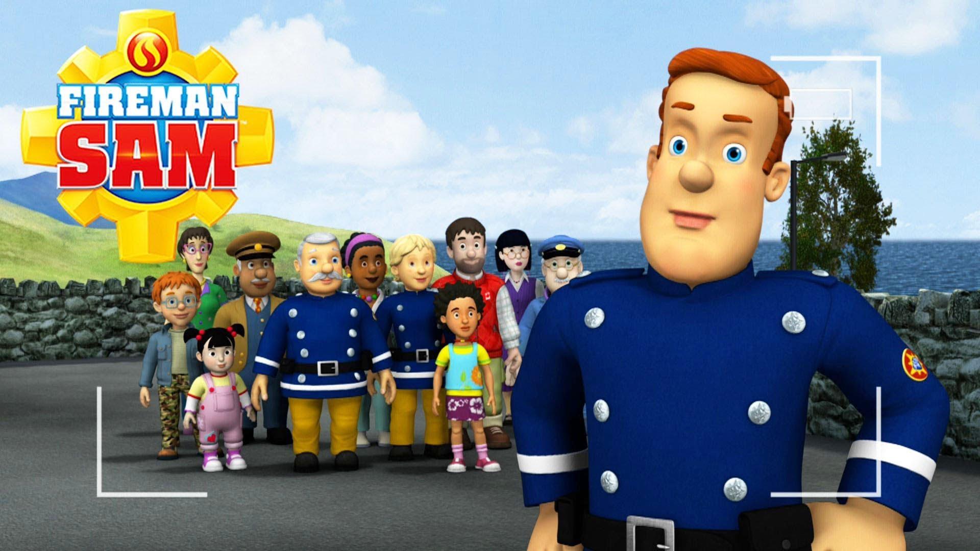 sam le pompier saison 10