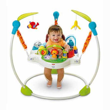sauteur bébé fisher price