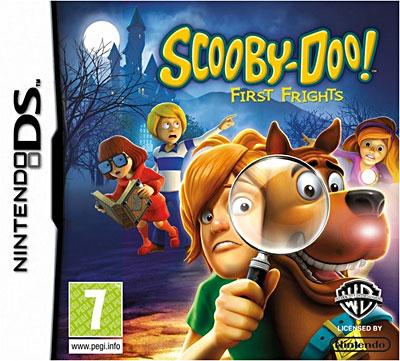 scooby doo jeux