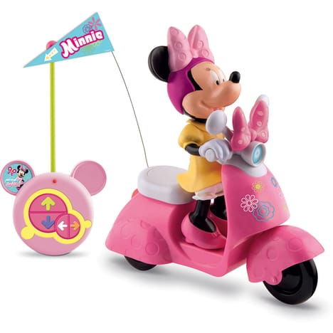 scooter minnie radiocommandée