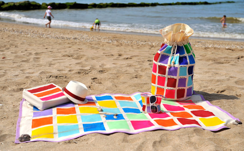 set plage