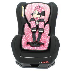 siege auto bebe fille