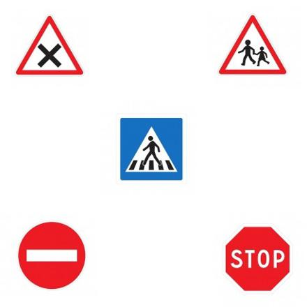signalisation panneau