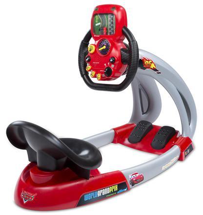 simulateur voiture jouet