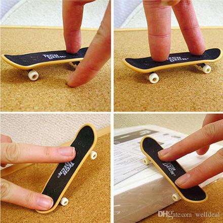 skate finger