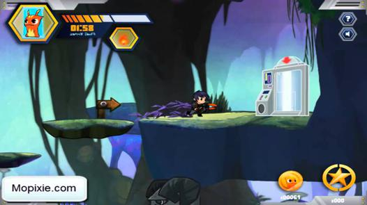 slugterra jeux video