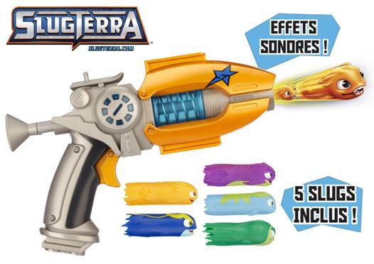 slugterra pistolet electronique