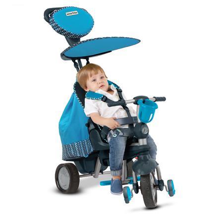 smart trike bleu