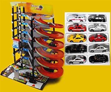 speed track voiture