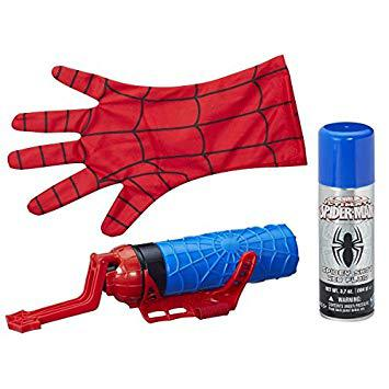 spiderman jouet lance toile