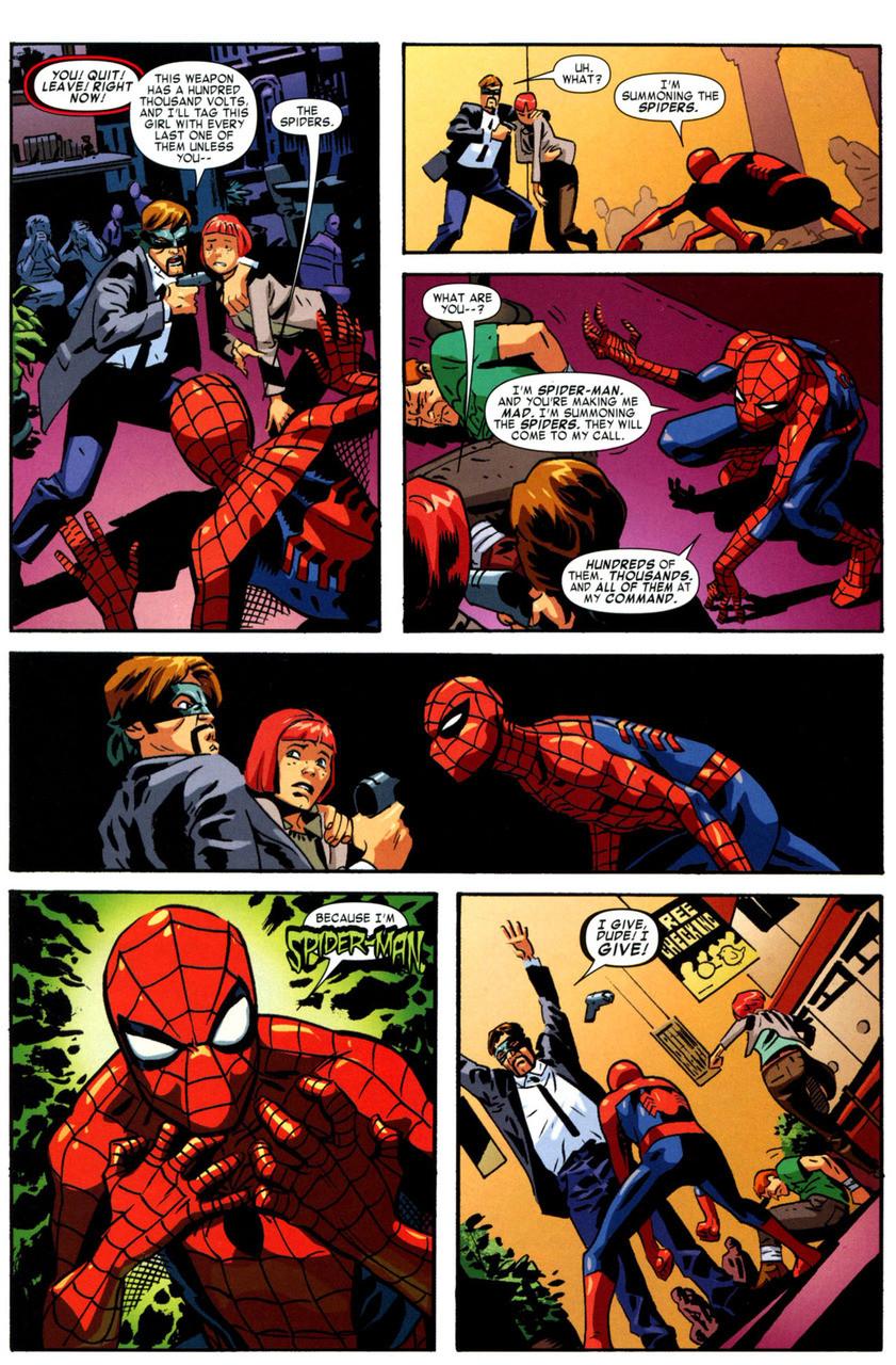 spiderman the spider