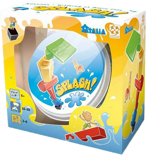 splash jeu