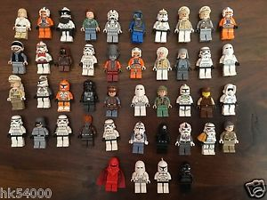 star wars lego personnages
