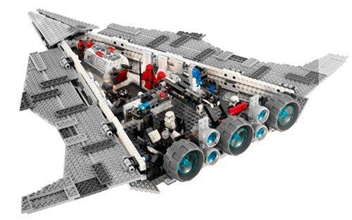 star wars lego vaisseau