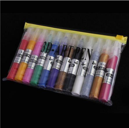 stylo peinture acrylique