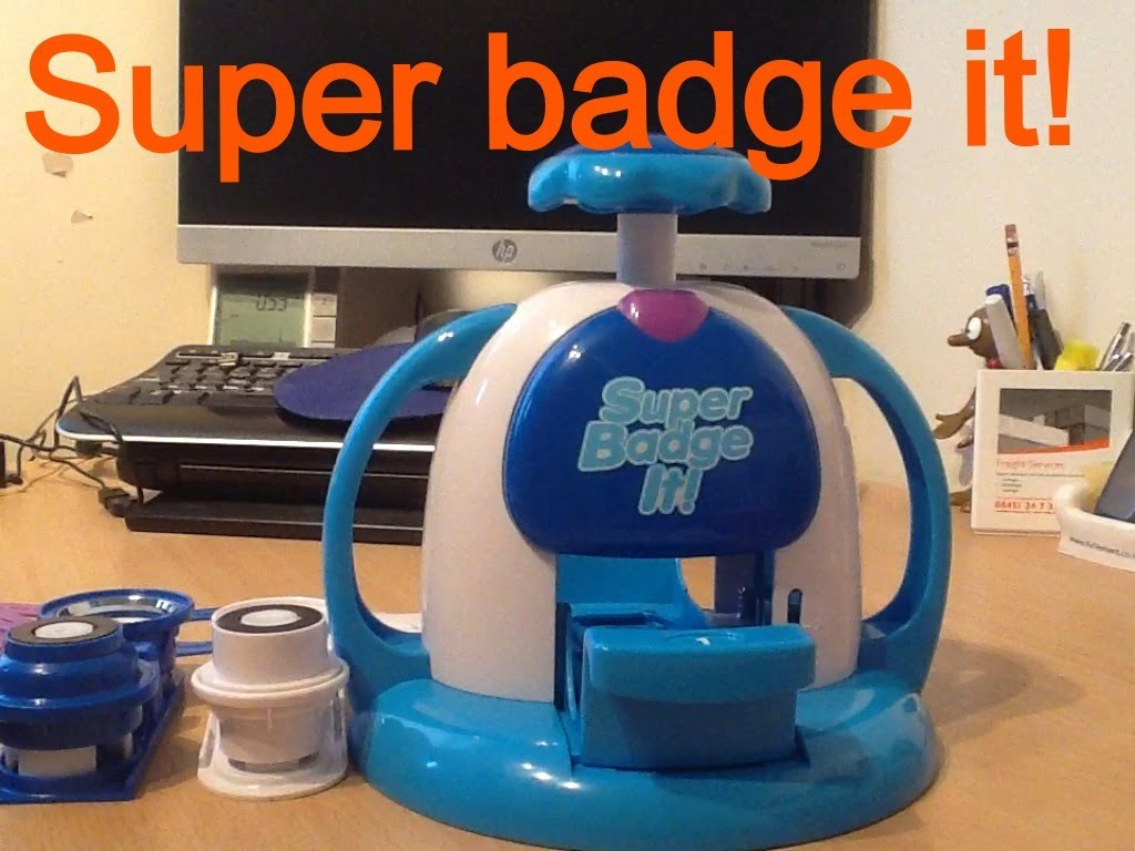 super badge it