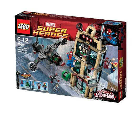super heros lego