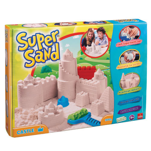 super sand goliath