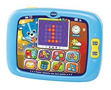 super tablette des tout petit