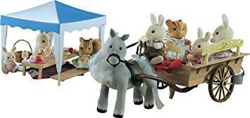 sylvanian families pony