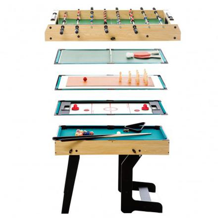 table baby foot multi jeux
