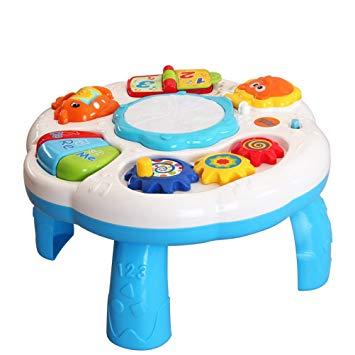 table musicale bébé