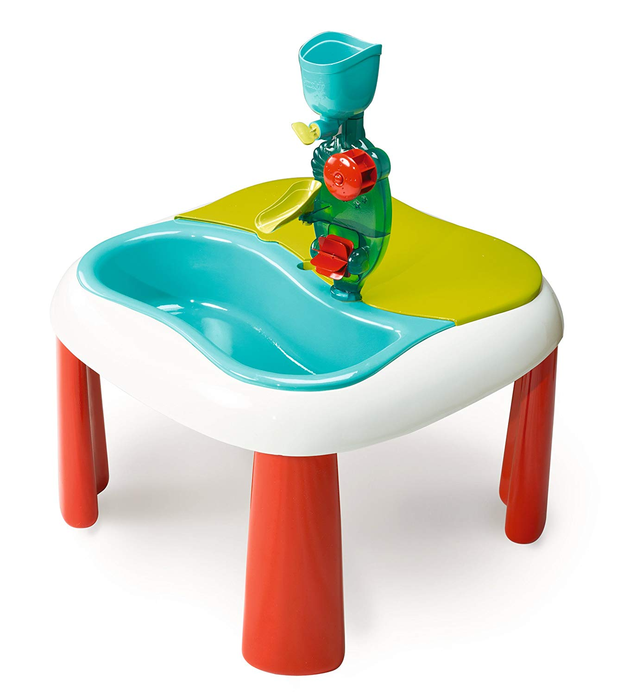 table sable et eau smoby