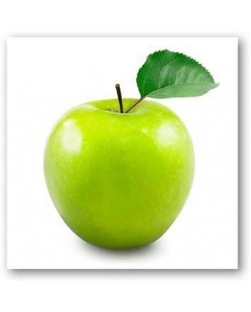 tableau pomme verte
