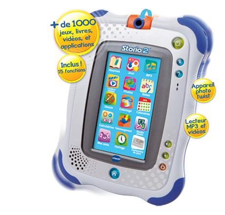 tablette educative 2 ans
