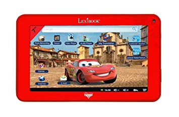 tablette lexibook cars