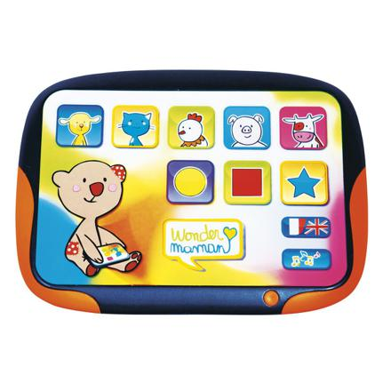 tablette tactile bebe 18 mois
