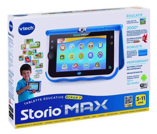 tablette vtech storio max