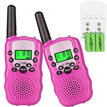 talkie walkie pour enfant