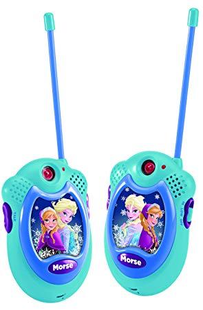 talkie walkie reine des neiges