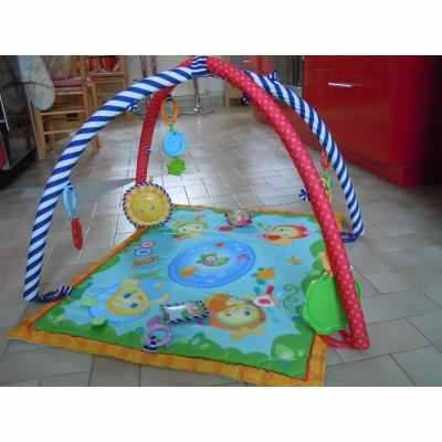 tapis d éveil playskool