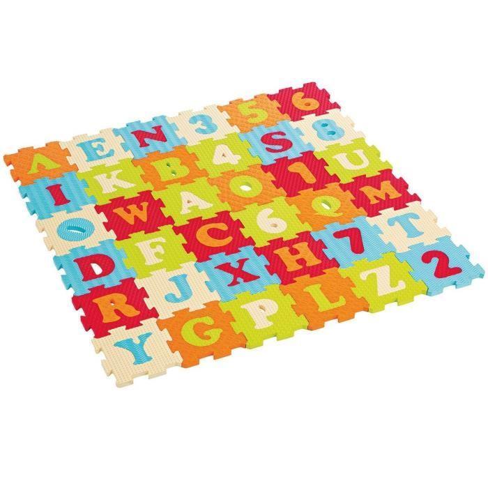 tapis dalle mousse bébé