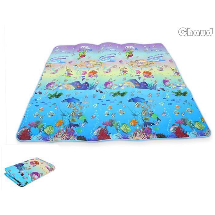 tapis épais pour bébé