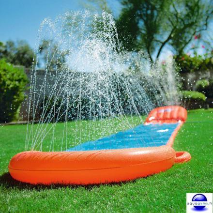 tapis glissant eau