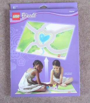 tapis lego friends