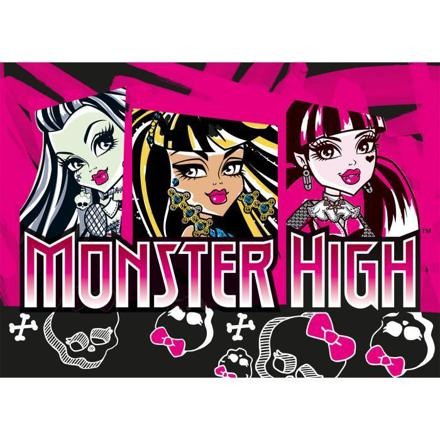 tapis monster high