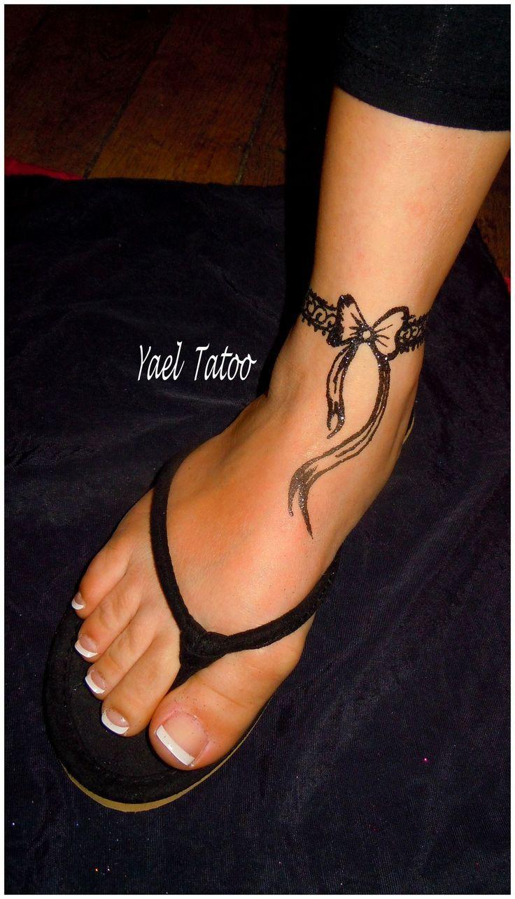 tatouage noeud bracelet