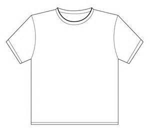 tee shirt à colorier