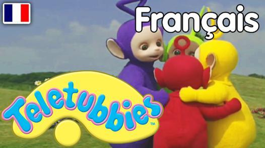 teletubbies youtube en français